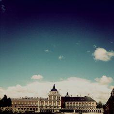 Palácio de Aranjuez,españa