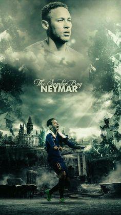 Neymar da Silva Santos Júnior, allgemein bekannt als Neymar oder Neymar Jr. Brazil Wallpaper, Team Wallpaper, Neymar Barcelona, Barcelona Team, Neymar Jr Wallpapers, Paris Saint Germain Fc, Soccer Skills, National Football Teams, Football Players