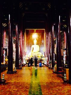 Budha in Chiangrai