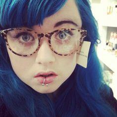 Cute Glasses. Love it~