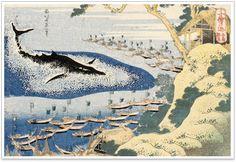 The 250th Anniversary of Hokusai's Birth Exhibition @ Mitsui Memorial Museum  ホノルル美術館所蔵「北斎展」葛飾北斎生誕250周年記念