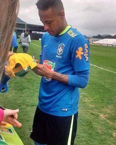 23.07.16 Treino !! #Neymar #Neymarjr #SeleçãoBrasileira #Olimpiadas…