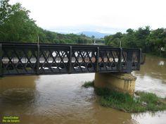 https://flic.kr/p/FvYLz3 | Ponte | Antiga ponte que desabou e essa parte se tornou área de lazer em Guaratinguetá-SP.