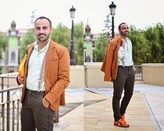 Look con tirantes y zapatillas deportivas  #Menstyle #menswear #mensfashion #blogger #ootd #streetStyle