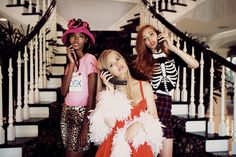 Studded Hearts. The best thing ive seen in 2013...Wildfox Couture S/S'13 lookbook.