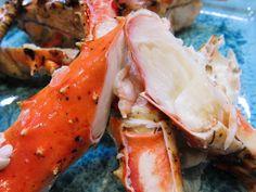 'taraba-gani' red king crab