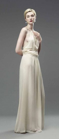 "I love the floaty dresses Jed wears in ""The Night Manager."" They're so luxurious and elegant."