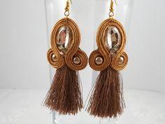 Koráliky a korálkovanie Drop Earrings, Jewelry, Fashion, Moda, Jewlery, Jewerly, Fashion Styles, Schmuck, Drop Earring