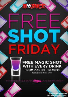 Free Shots poster