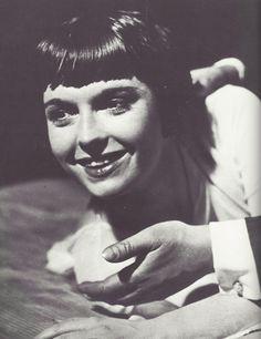 """Louise Brooks in """"Die Büchse der Pandora"""" (Pandora's Box), directed by Georg Wilhelm Pabst, 1929."""