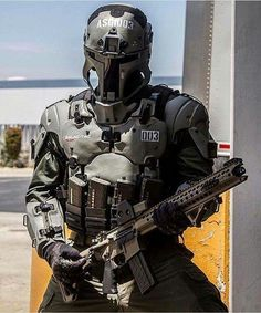 May God have mercy upon my enemies Because I wont. Airsoft, Military Armor, Military Gear, Suit Of Armor, Body Armor, Tactical Armor, Mandalorian Armor, Military Special Forces, Futuristic Armour