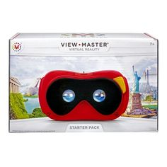 View-Master® Virtual Reality Starter Pack – $29.99