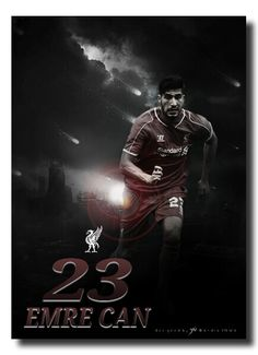 Emre Can by Andro YNWA
