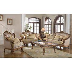 Formal Living Room | Century Victorian Formal Living Room Set ...