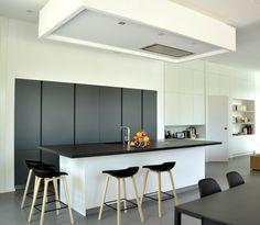 cuisine contemporaine réalisée par artek aix-en-provence ... - Architecte D Interieur Aix En Provence