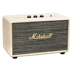 Musik Produktiv Marshall Acton Cream Abhörmonitore: Category: Studio, Recording > Abhörmonitore > Aktiv-Monitor Item…%#Quickberater%