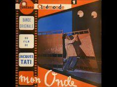""""""" Mon oncle """" B.O du film de Jacques Tati"""