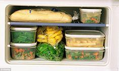 Toma nota de los alimentos que SIEMPRE debes tener en tu congelador.