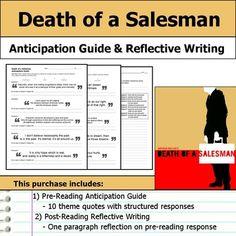 death of a salesman play summary