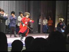 Delightful Caucasian moment: Caucasian Cossacks' Dance