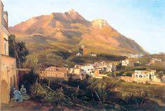 Casamicciola Giacinto Gigante1806-1876