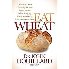 """#Book Review of #EatWheat from #ReadersFavorite - https://readersfavorite.com/book-review/eat-wheat  Reviewed by Emily-Jane Hills Orford for Readers' Favorite  An Ayurvedic proverb states, """"When diet is wrong, the medicine is of no use, when diet is correct, medicine is of no need."""" Our bodies need the ability to properly digest food in order to maintain good health. With the increasing negligence of proper eating habits, as in eating three regular me..."""