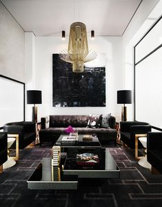 Now That's a Reception Area, Greg Natale's Lavish New Office | HOMES TO LOVE