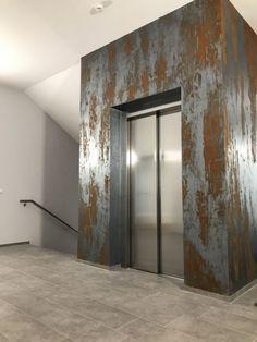 innovative-Wandgestaltung-mit-Rostspachteltechnik