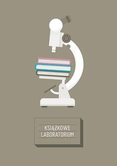 Books Laboratory by lowekrowe, via Flickr
