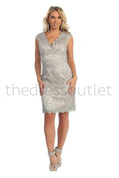 Cute Plus Size Short Sleeveless Lace Cocktail Party Dress - The Dress Outlet - 1 Plus Size Short Dresses, Plus Size Shorts, Nice Legs, Peplum Dress, Party Dress, Lace, Dresses 2014, Clothes, Collection