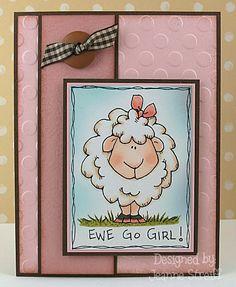 FEB11VSND Ewe Go Girl!