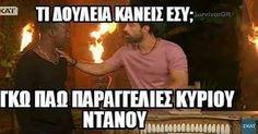 """1,449 """"Μου αρέσει!"""", 1 σχόλια - Survivor of Greece 2017 (@survivor_troll_stories_) στο Instagram: """"#survivor #survivorgreece #survivorgr"""""""