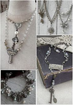 Jewelry Class via Gy