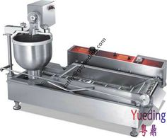 2238.00$  Watch here - http://alioa6.worldwells.pw/go.php?t=32701421779 - Guangzhou Yueding fully automatic commercial donut machine 2238.00$