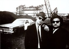 And remember, people, that no matter who you are and what you do to live, thrive and survive, there're still some things that makes us all the same. You. Me. Them. Everybody. Everybody - The Blues Brothers