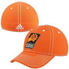 4077e371 adidas Phoenix Suns Structured Tactel Flex Hat - Orange #PhoenixSuns Sun  Online, Nba Store