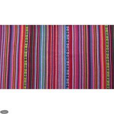 Mexican stripe fuchsia