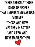 the few & the proud...USMC WIFE!!! GO MARINES!!! OORAH!!!  <3 My husband and Marine Corps family!