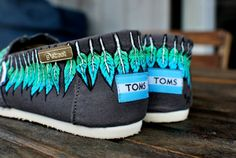 Painted Toms?