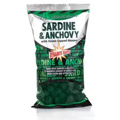 15mm Sardine & Anchovy Boilies