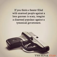 With our moral values diminishing it's important to fight for our gun rights. Conceal and carry, exercise your 2nd right amendments. pro gun rights