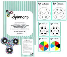 Linda~ De laatste weken is er weer een nieuwe hype op het gebied van speelgoed. De Fidget Spinner. Je kunt geen tv aanzetten, internet of folder openen zonder dat je ze tegen komt. Bijna elke winke…