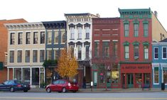 madison indiana | 200 Block of West Main Street view Madison Indiana. Cool Pics BFK ...