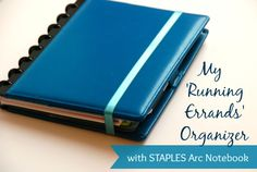 This little notebook is GREAT for organizing lists, coupons and other things when running errands. A handy home management tool!
