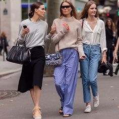 Relaxed Street Style | LA COOL & CHIC
