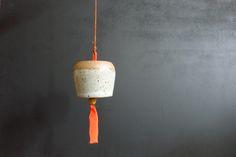 Jessie Lazar | ceramic bell