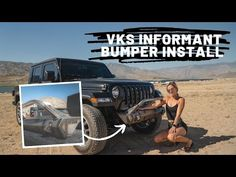 How To Install The VKS Informant Front Bumper (2021 Jeep Gladiator) - YouTube Jeep Trails, Cool Jeeps, Jeep Gladiator, Hot Blondes, New Adventures, Monster Trucks, United States, Youtube, Hot Blonde Girls