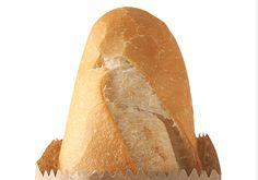 Teor de sal no pão varia muito no Brasil