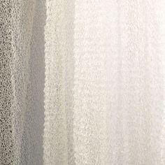"Woodnotes on Instagram: ""Ritva Puotilan suunnittelema Veil on paperinarusta käsinneulottu keveä, huntumainen verho tai tilanjakaja. . Hand knitted Veil is made of…"" French Curtains, Elegant Curtains, Shabby Chic Curtains, Vintage Curtains, Gold Curtains, Ikea Curtains, Nursery Curtains, Drop Cloth Curtains, Burlap Curtains"
