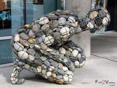 Amazing Stone Sculpture. #CMNS105